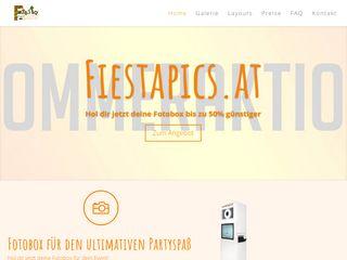 Fiestapics - Die Premium Fotobox