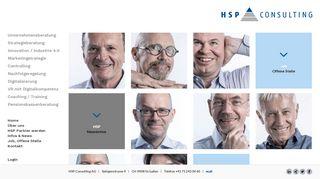 HSP Consulting AG - Unternehmensberatung