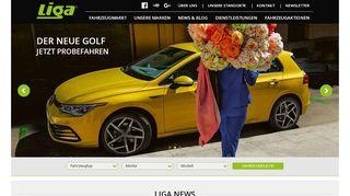 LIGA Lindengut-Garage AG - Auto St. Gallen