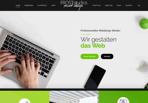 Web & Video Design Weiden