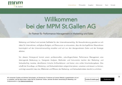 MPM Market Performance Management St. Gallen AG