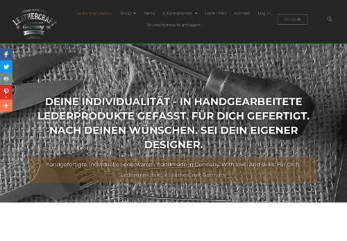 Ledermanufaktur LeatherCraft Germany