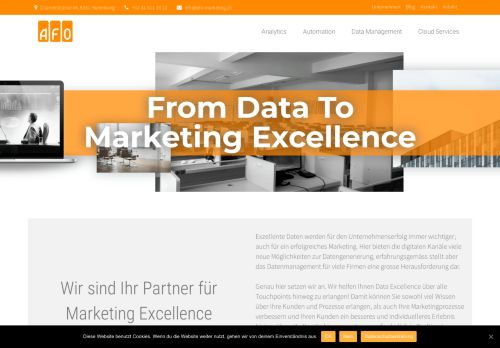 AFO Marketing AG Geomarketing und Konkurrenzanalyse