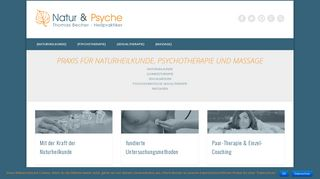 Natur & Psyche - Heilpraktiker Leipzig