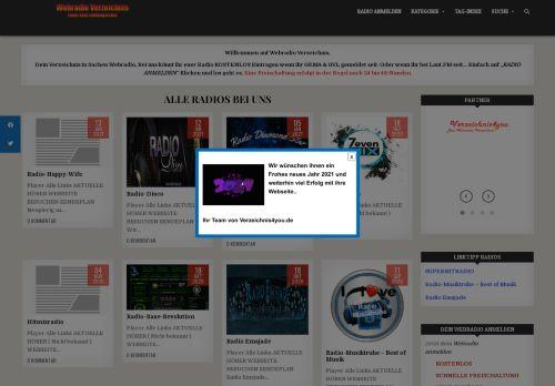 Webradio Verzeichnis