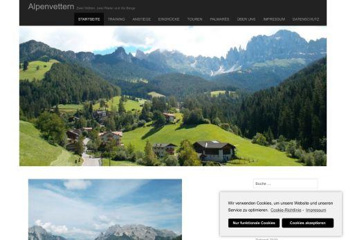 Alpenvettern