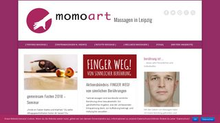 momoart - Massagen in Leipzig