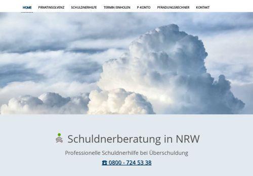 Schuldnerberatung NRW