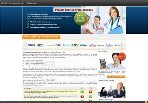 private-krankenversicherung-js.de - Unabhängier und kostenloser PKV Vergleich