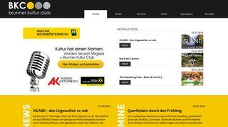 Brunner Kultur Club