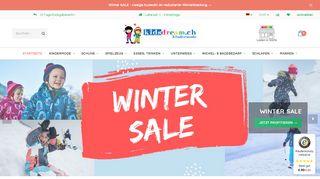 KidsDream Kinderkleidung und Kindermode