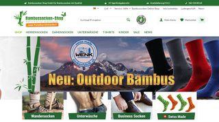 Bambussocken Shop GmbH