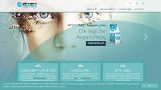 pharmamedica.ch - trockene Haut